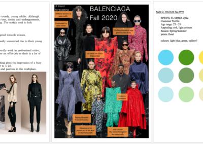 Fashion Society Task